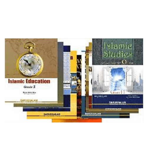 Islamic Studies Series Grades 1-12 (Set of 12 Books)