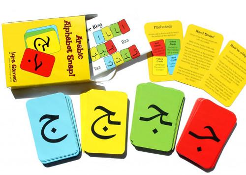 Arabic Alphabet Snap!