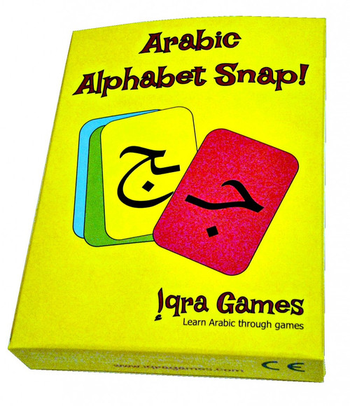 Arabic Alphabet Snap!