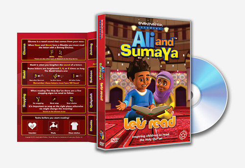 Ali and Sumaya : Let's read DVD
