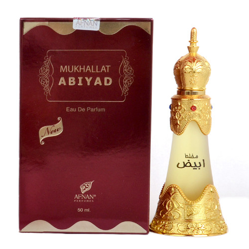 Mukhallat Abiyad (Concentrated Perfume)