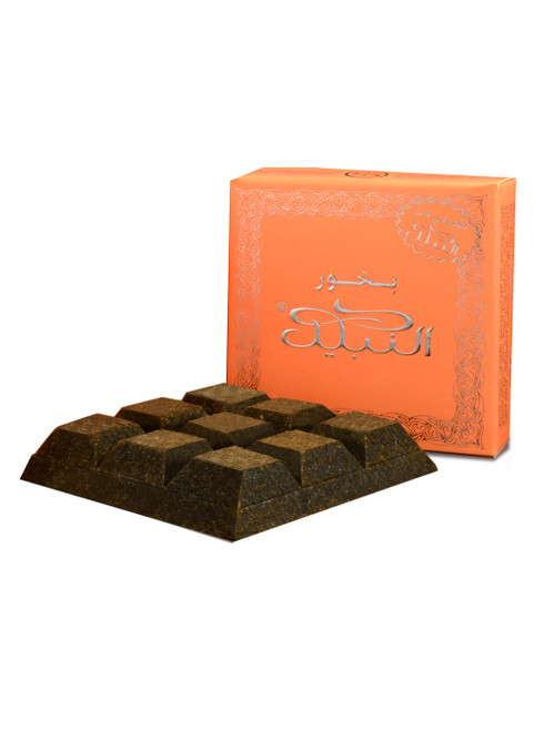 Bakhoor Nabeel Incense 40 grams bar | Burn on coal Bakhoor Burner | Each Bar