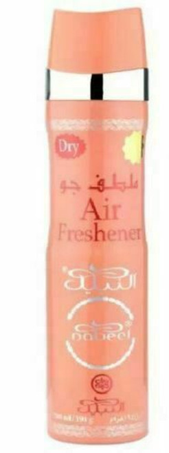 Genuine Touch Me Nabeel Air Freshener Fragrances Arabian Incense Spray
