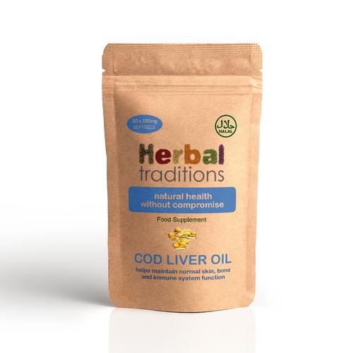 COD LIVER OIL SOFTGELS