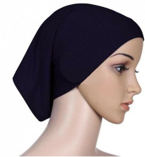 Hijab Under Scarf Cap Tube Bonnet