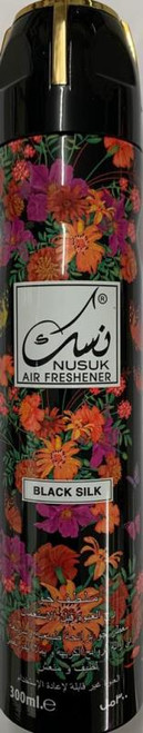 Black Silk Air Refreshner (22636)