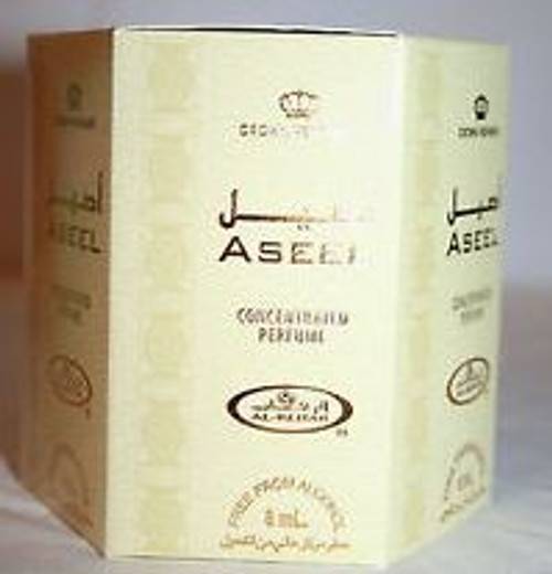 Aseel Concentrated Perfume-Attar (6ml Roll-on)