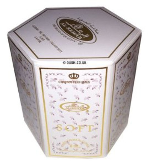 Soft Concentrated Perfume-Attar (6ml Roll-on)