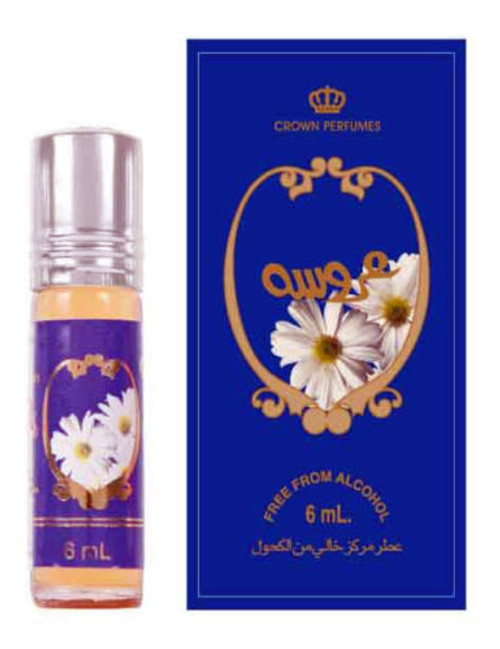 Aroosah Concentrated Perfume-Attar (6ml Roll-on)