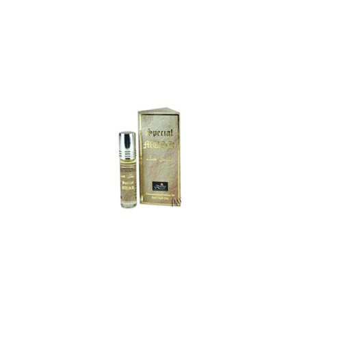 Special Musk Concentrated Perfume-Attar (6ml Roll-on)