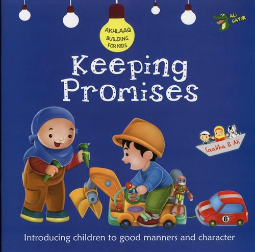 Keeping Promises( Akhlaaq Buildings for kids)