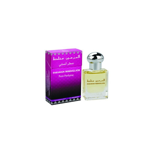 Mukhallat by Al Haramain Perfumes (15ml)