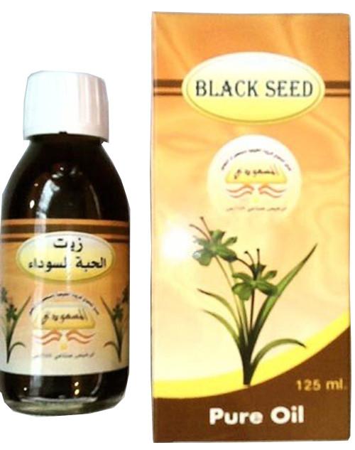 Black Seed Oil Pure Cold Pressed 125ml | Blackseed Oil