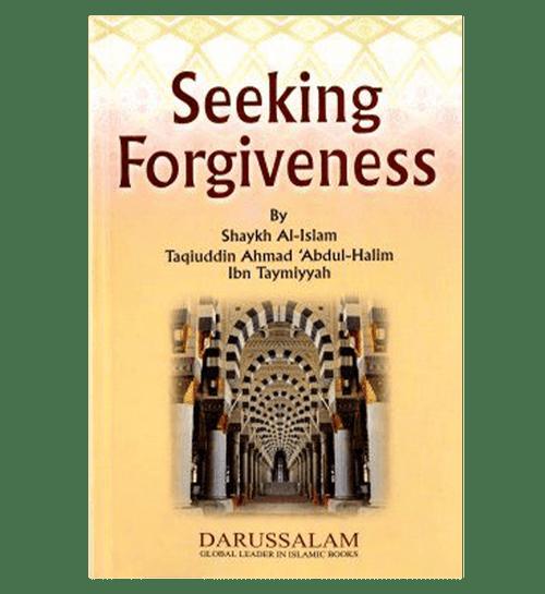 Seeking Forgiveness