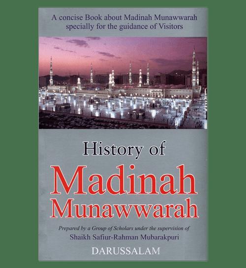History Of Madinah Munawwarah