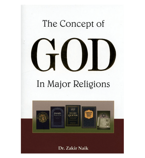 The Concept of GOD (In Major Religion)