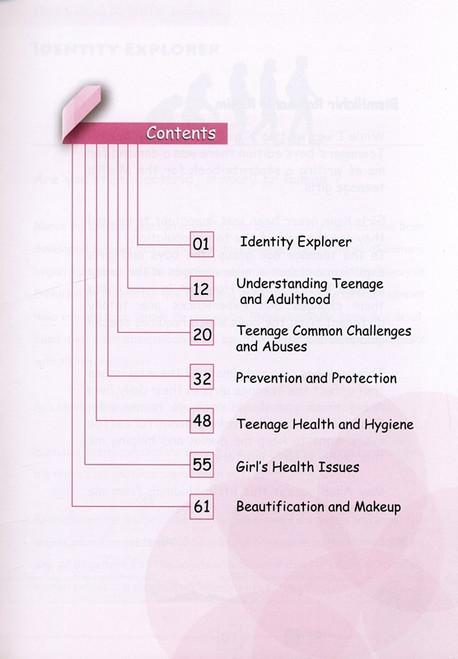 The Handbook for Muslim Teenagers - Girls Edition