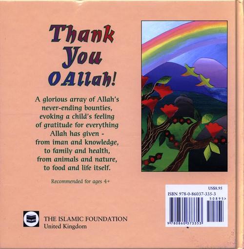 Thank You O Allah