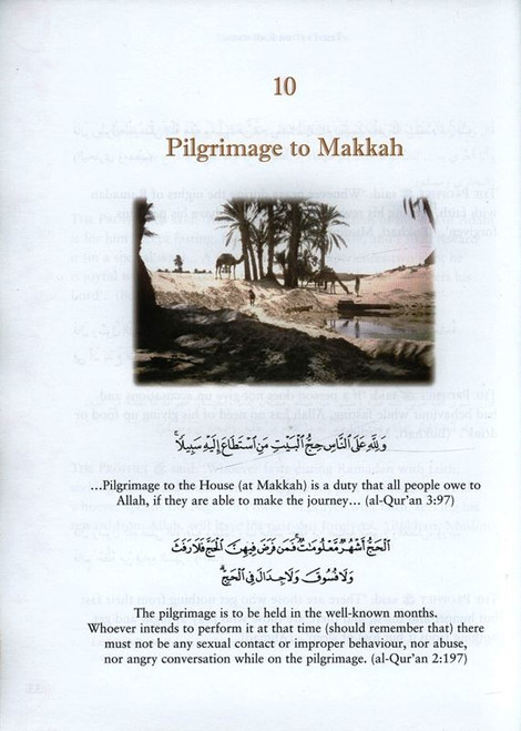 In the Prophet's Garden(A Selection of Ahadith for the young)