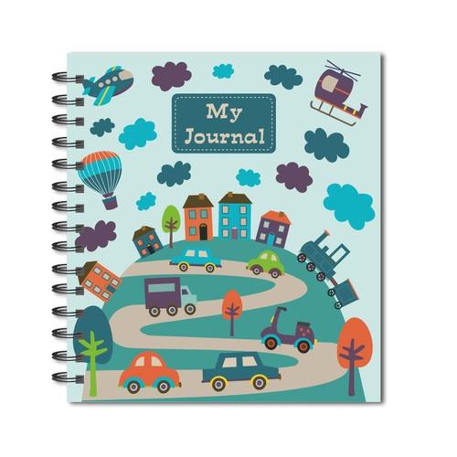 My Muslim Journal (blue)