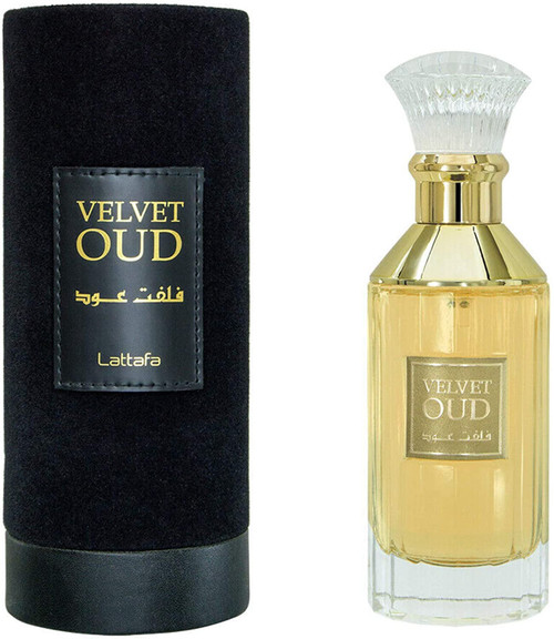 Lattafa Velvet Oud High Quality  Eau de Parfum 100 ml