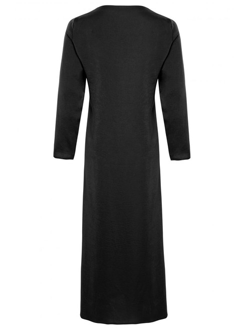 Black Sleeved Slip, Zadina