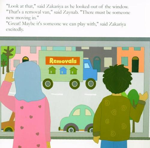 Zaynab And Zakariya-The New Neighbour