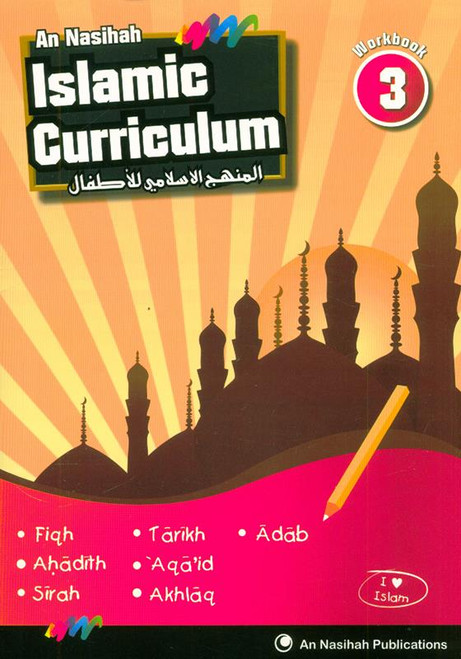 Islamic Curriculum Workbook 3