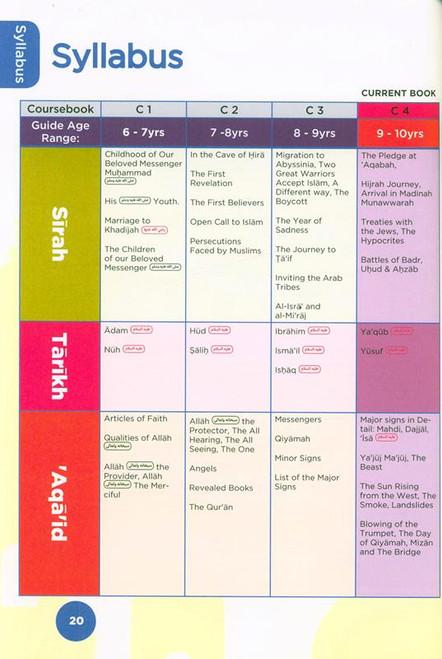 Islamic Curriculum Coursebook 4