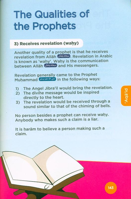 Islamic Curriculum Coursebook 6 (Girls)