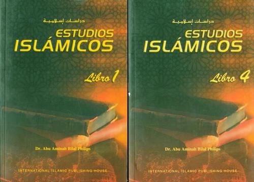 Estudios Islámicos Libro (4 volume set) Spanish