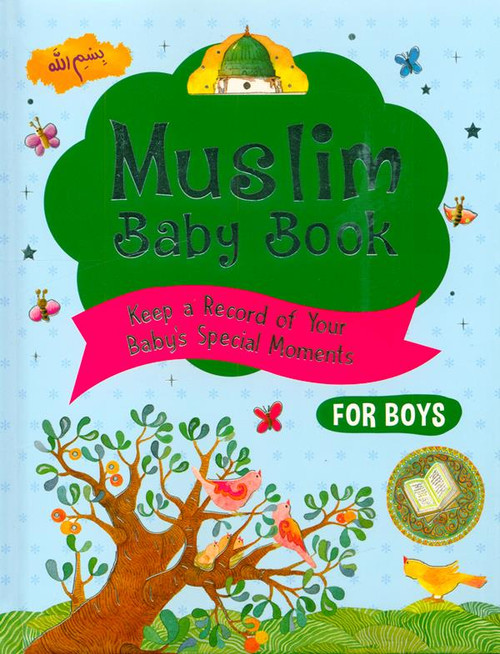 Muslim Baby Book (For Boys)