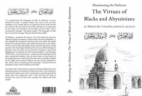 Illuminting The Darkness: The Virtues Of Blacks And Abyssinians