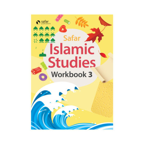 Islamic Studies: Workbook 3 – Learn about Islam Series