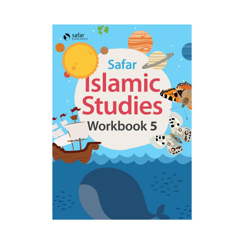 Islamic Studies: Workbook 5– Learn about Islam Series