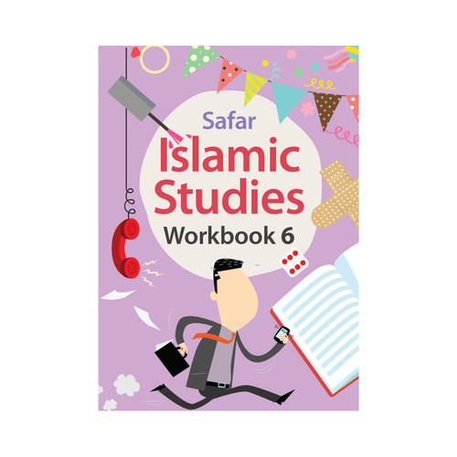 Islamic Studies: Workbook 6 – Learn about Islam Series