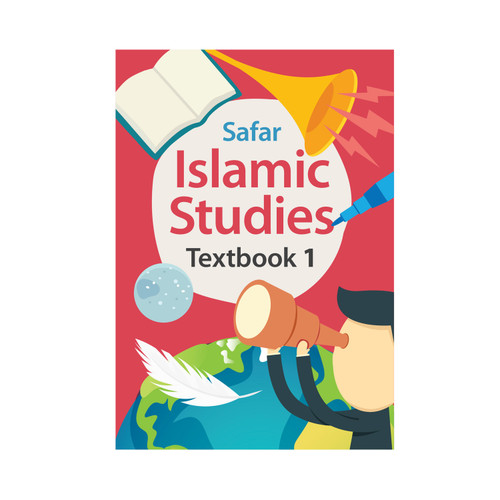 Islamic Studies Textbook 1 ,Learn about Islam Series