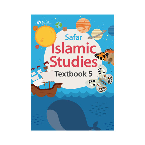 Islamic Studies: Textbook 5 – Learn about Islam Series