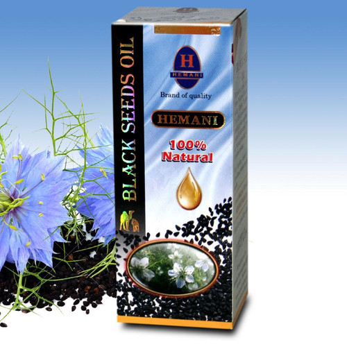 HEMANI 100% PURE BLACK SEED OIL