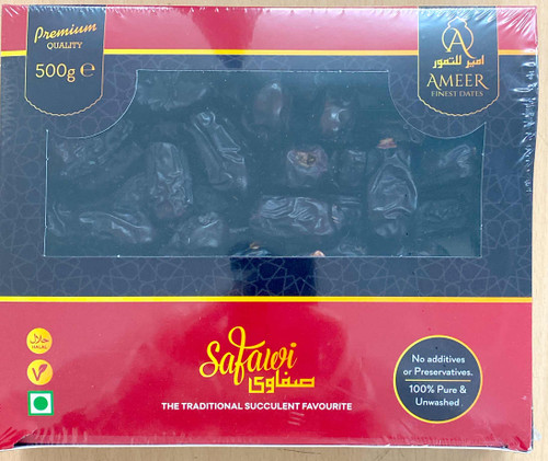 Safawi Premium QUALITY Dates 500g