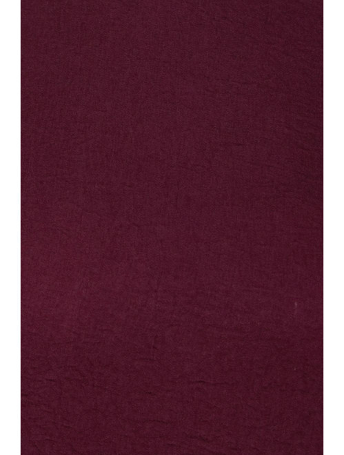 PLUM SLEEVED SLIP  ZADINA