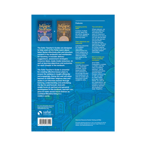 Teacher's Guide for Islamic Studies : Book 7- Learn about Islam Series, 9781912437429
