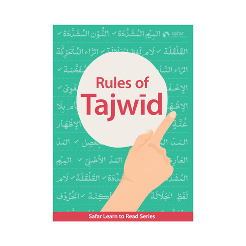 Rules of Tajwid – Learn to Read Series, 9781912437221