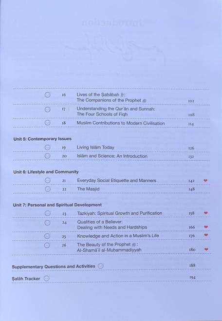 Islamic Studies: Workbook 8 – Learn about Islam Series (24920)