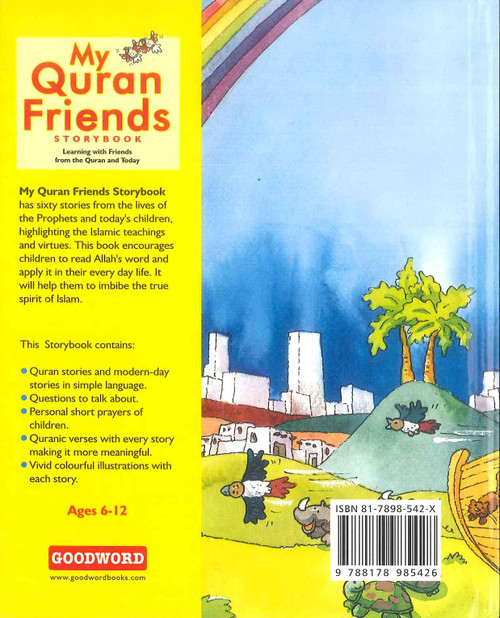 My Quran Friends Story Book