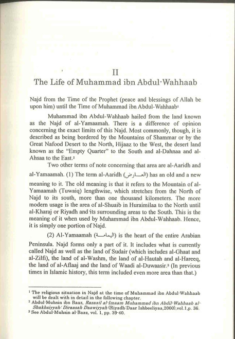 The Life Teachings & Influence Of Muhammad Ibn Abdul-Wahhaab