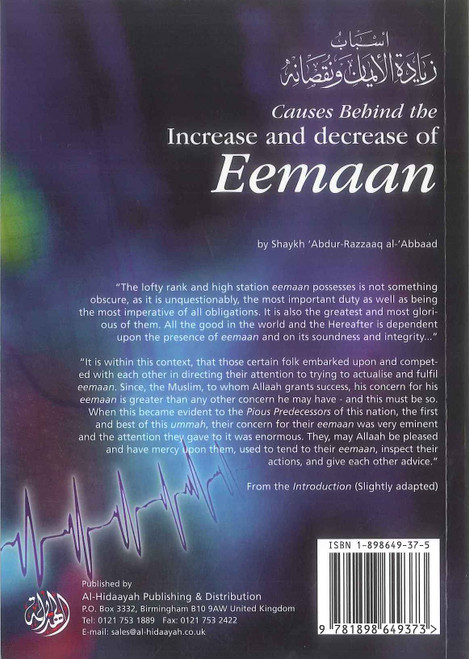 Causes Behind the Increase and Decrease of Eeman