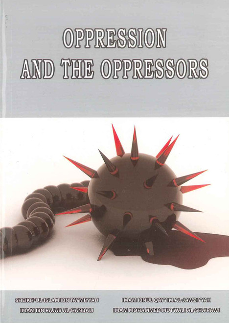 Oppression And The Oppressors