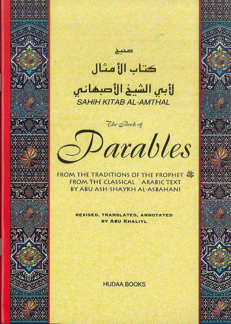 The Book of Parables from the Traditions of the Prophet