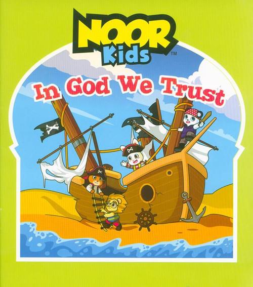 Noor Kids: In God We Trust, 9781948866125